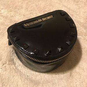 Victoria's Secret Black Accessory/Jewelry Box